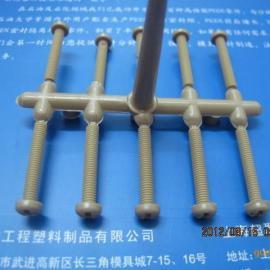 耐高温PEEK螺丝M4