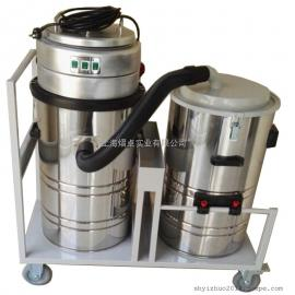 厂家批发大量粉尘用工业吸尘器 库房保洁用吸粉末吸尘器