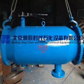 ZPG-I 反冲洗过滤器 P型自动排污过滤器 铸钢WCB