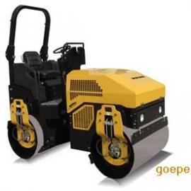 3吨驾驶式压路机的选择 驾驶式挖掘机