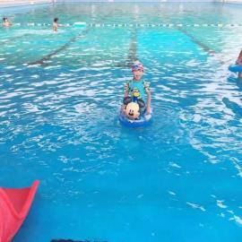 游泳池防水漆天蓝色环氧防水漆厂家(超卓)