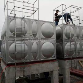 海口100立方不锈钢水箱