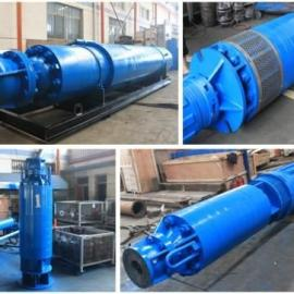 新疆深井潜水泵***大供货厂家/井用农田灌溉潜水泵