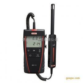 法国凯茂HD110手持式温湿度计(室内环境)