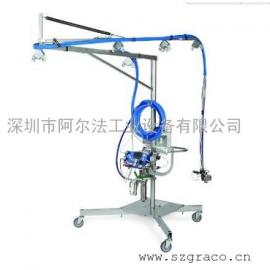 固瑞克FRP树脂胶衣短切纤维喷涂系统