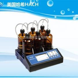 哈希生化需氧量BOD分析仪BODTrakII测定仪采样瓶