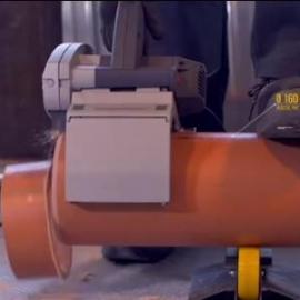 英国PB170E圆管切断坡口机 进口坡口切管一体机