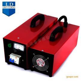 东莞蓝盾供应1000W紫外线UV胶烘干固化UV机