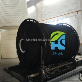 赵县10T减水剂复配罐耐酸碱塑料水箱聚羧酸合成成套设备