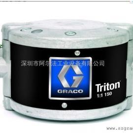 美国固瑞克TRITON308隔膜泵��308油漆泵
