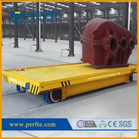 铁路园区装配厂房电动平车过跨车安全规程电动平板车