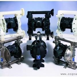 美国GRACO原装进口HUSKY双隔膜泵