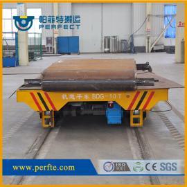 低压轨道平车煤矿平板车平板运输车15吨卷缆轨道平车