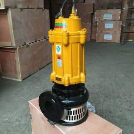 WQ系列不锈钢污水潜水泵厂家/大流量潜污泵结构特点