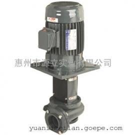 UV漆喷专用泵液下泵YLX250-40-0.75KW立式循环泵