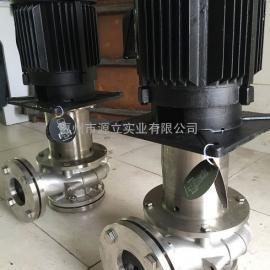 液下泵不锈钢循环泵YLX350-50-1.5KW流程泵