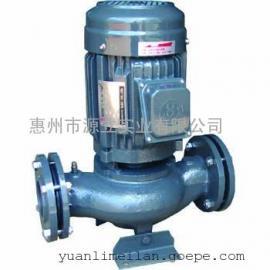 水泵厂家直销YLG50-18-1.5KW立式管道泵抽水泵