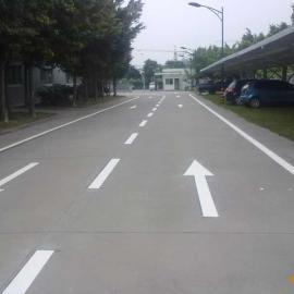 山西车位划线划车位线停车场道路划线厂房矿区划线地面箭头标志