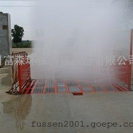 青岛建筑运输车辆自动冲洗设备
