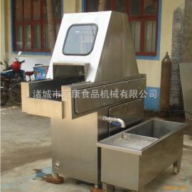 全自动雪花牛排盐水注射机 食品加工淀粉注射机厂家