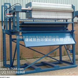 【厂价直销】推荐小型高效污泥压滤机 板框压滤机 污泥污水压滤机
