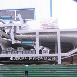 厂家供应带式压滤机 带式浓缩脱水压滤机 污泥污泥浓缩机 价格低