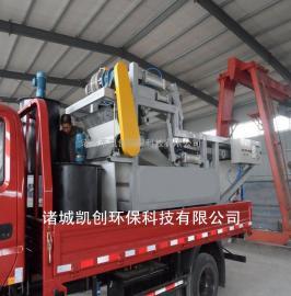 厂家供应全自动板框压滤机 自动清洗隔膜压滤机 带式压滤机