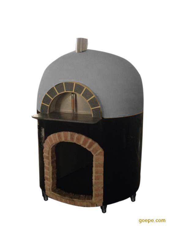 披萨窑炉中天然火山岩的成分