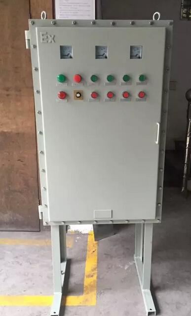锅炉引风机防爆控制柜 风机防爆变频控制柜