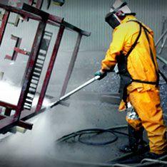 化工厂防爆高压清洗机