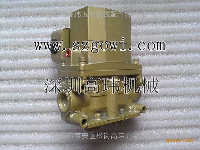 代理日本taco冲床离合器双联电磁阀mvs-3506ycg
