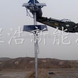北京程浩太阳能厂家直销1000w风景互补传呼系统