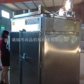 尚品厂家低价供应优质304不锈钢大枣烘烤箱 热风循环烘烤箱