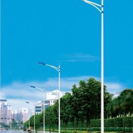 厂家直销LED户外灯3米4米5米6米7米道路灯高杆 厂区A字臂路灯杆