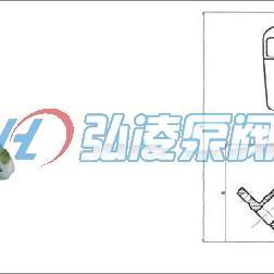气动防水锤角座阀,防水锤角座阀,气动角座阀