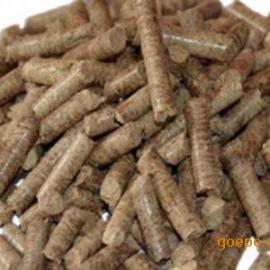 农家乐温泉热水取暖专用生物质颗粒