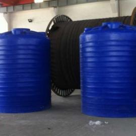 供应青岛10吨农村果园储水塔 环保PE塑料储罐