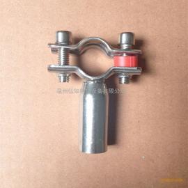 不锈钢管支架、管夹、管托架