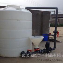 外加剂复配罐 减水剂搅拌罐
