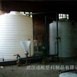 混凝土外加�┐⒐� 减水剂母料塑料储罐