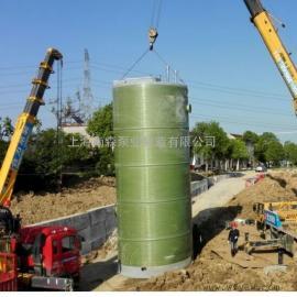 地埋式一体化预制泵站厂家