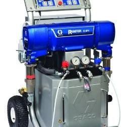 固瑞克聚脲聚氨酯喷涂机