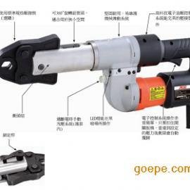 台湾AGP电动强力压接机 PF8压模旋转型压接机