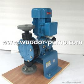 韩国千世kemplon品牌机械隔膜计量泵KDV-34M