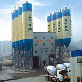 昌利建机供应HZS50混凝土搅拌站,中小型混凝土搅拌站