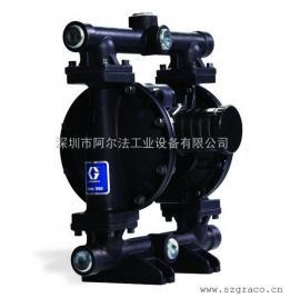 GRACO Husky1050铝合金气动双隔膜泵金属泵