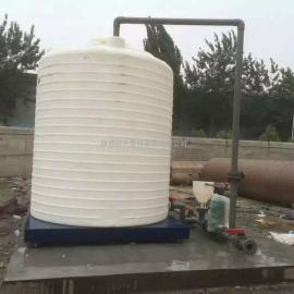 陕西10吨聚羧酸减水剂循环简易复配装置定做预装送货上门