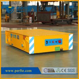 零配件运输电瓶轨道平板车 电机搬运有轨电动平车 汽车搬运车