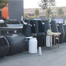 出产出售三格式化粪池、化粪池配套设施