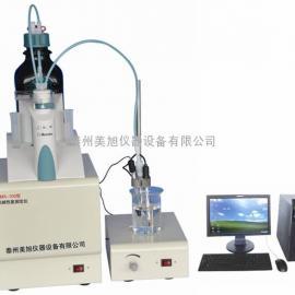 MX-100型微机碱性氮测定仪SH/T 0162